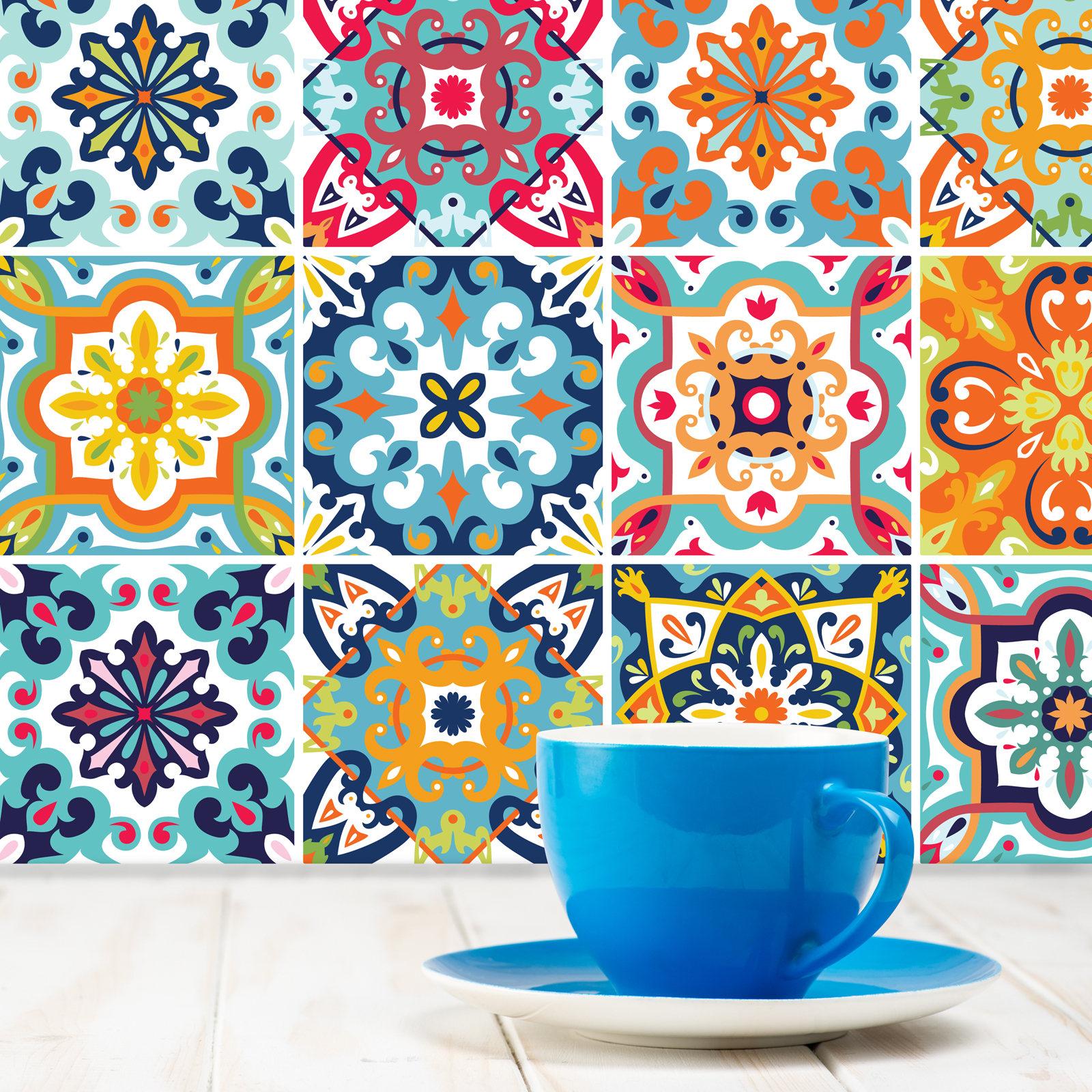Mediterranean Portuguese Moroccan Style T7 Wall Genie